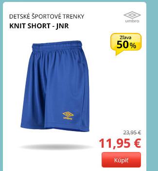 Umbro KNIT SHORT - JNR