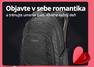 Objavte v sebe romantika!
