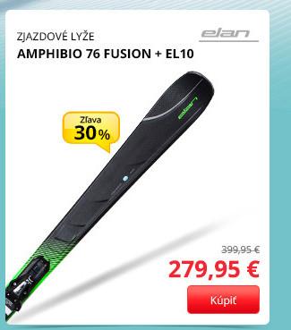 Elan AMPHIBIO 76 FUSION + EL10