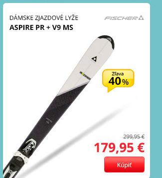 Fischer ASPIRE PR + V9 MS