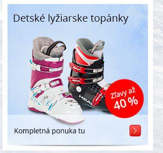 Detská lyžiarska obuv