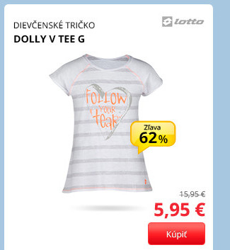 Lotto DOLLY V TEE G
