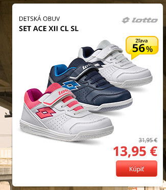 Lotto SET ACE XII CL SL