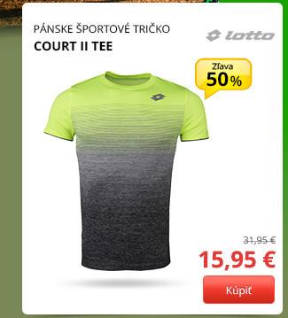 Lotto COURT II TEE