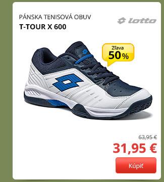 Lotto T-TOUR X 600