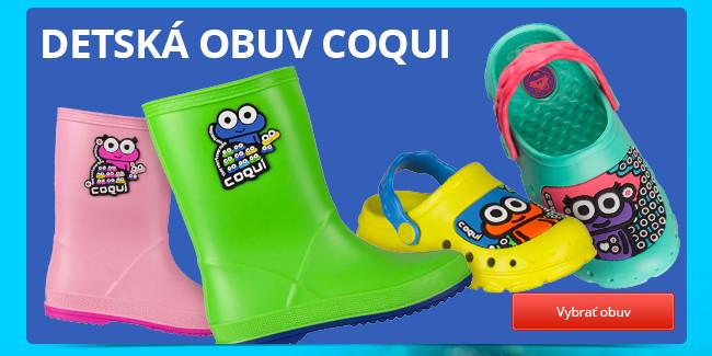DETSKÁ OBUV COQUI
