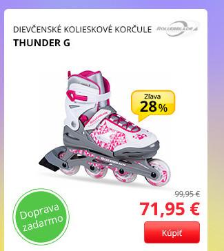 Rollerblade THUNDER G