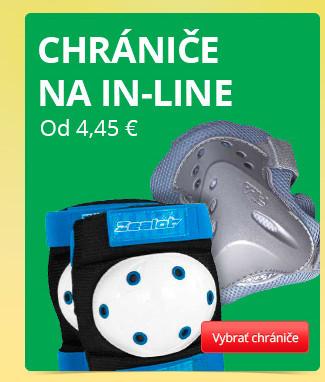 Chrániče na in-line