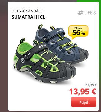 Lotto SUMATRA III CL