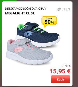Lotto MEGALIGHT CL SL
