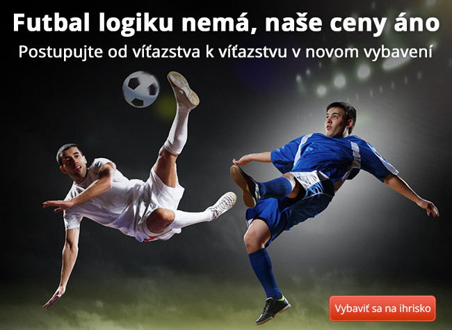 Futbal logiku nemá, naše ceny áno