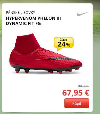 Nike HYPERVENOM PHELON III DYNAMIC FIT FG