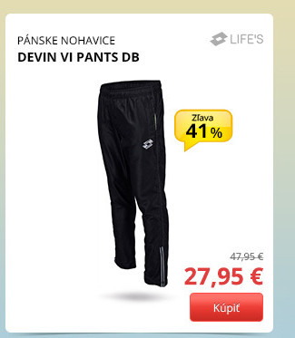 Lotto DEVIN VI PANTS DB