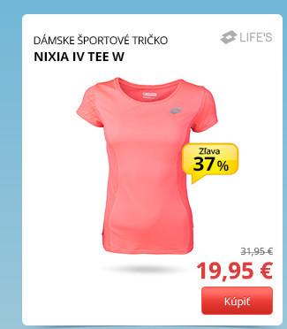 Lotto NIXIA IV TEE W