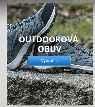 OUTDOOROVÁ OBUV