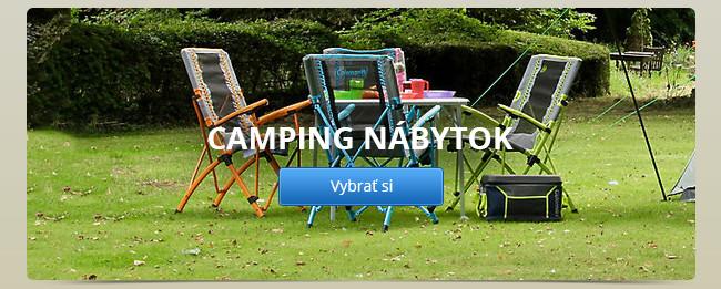 CAMPING NÁBYTOK