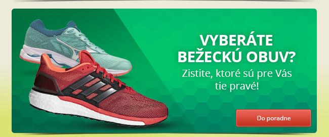 Ako vybrať bežeckú obuv?