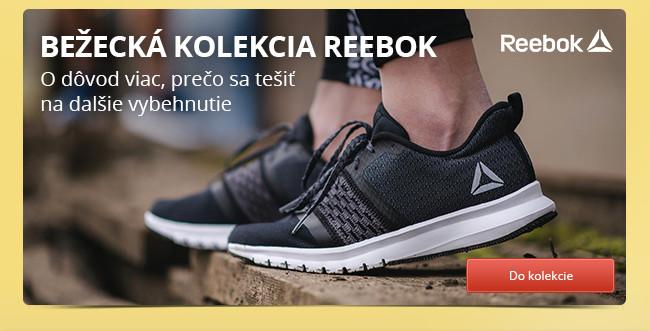 Bežecká kolekcia Reebok