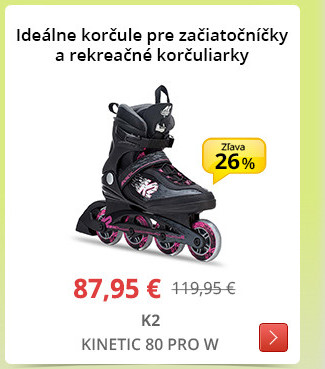 K2 Inline Skating KINETIC 80 PRO W