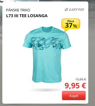 Lotto L73 III TEE LOSANGA