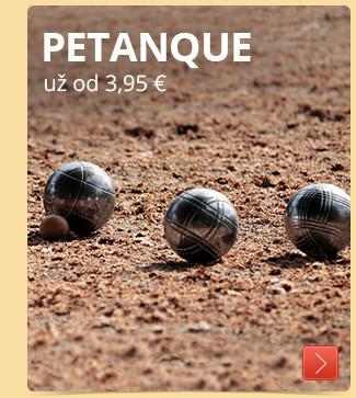 Petanque už od 3,95 €