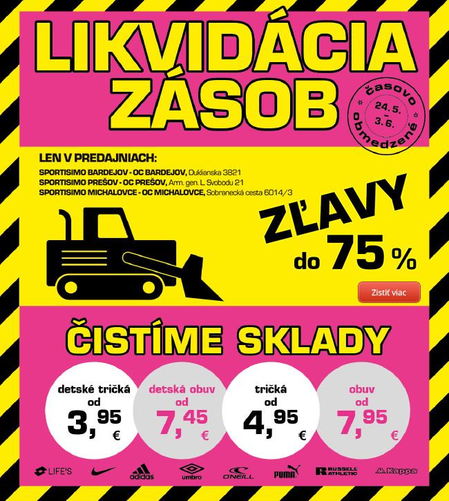 Likvidácia