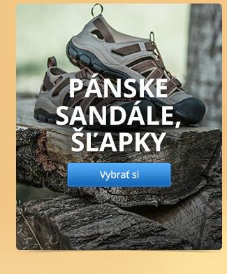 Pánske sandále, šľapky