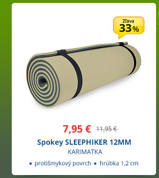Spokey SLEEPHIKER 12MM