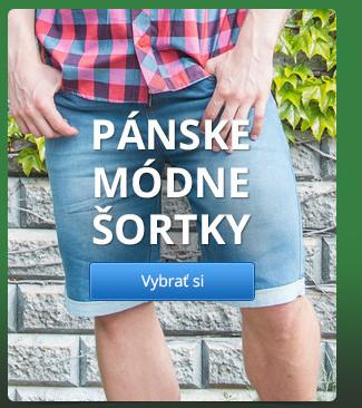 Pánske módne šortky