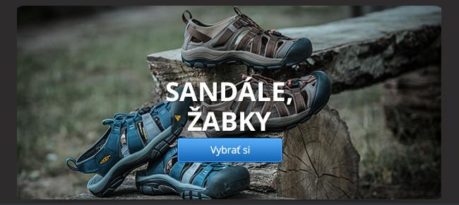 Sandále, žabky