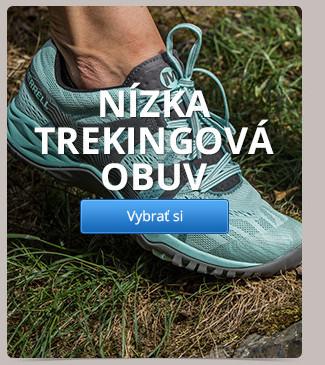 Nízka trekingová obuv