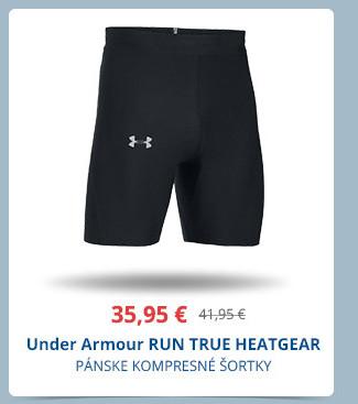 Under Armour RUN TRUE HEATGEAR HALF TIGHT