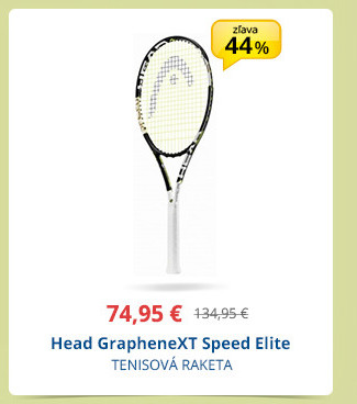 Head GrapheneXT Speed Elite