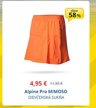 Alpine Pro MIMOSO