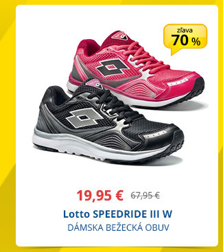 Lotto SPEEDRIDE III W