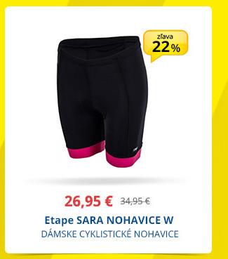 Etape SARA NOHAVICE W