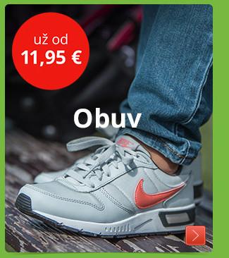 Obuv už od 11,95€