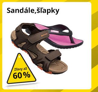 Sandále,šľapky