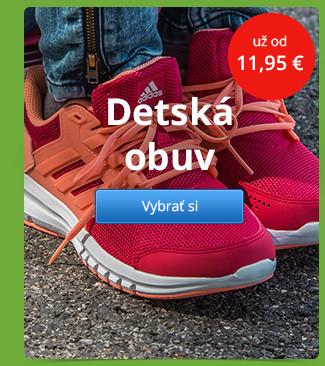 Detská obuv už od 11,95 €