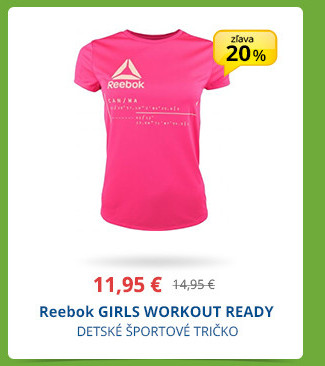 Reebok GIRLS WORKOUT READY