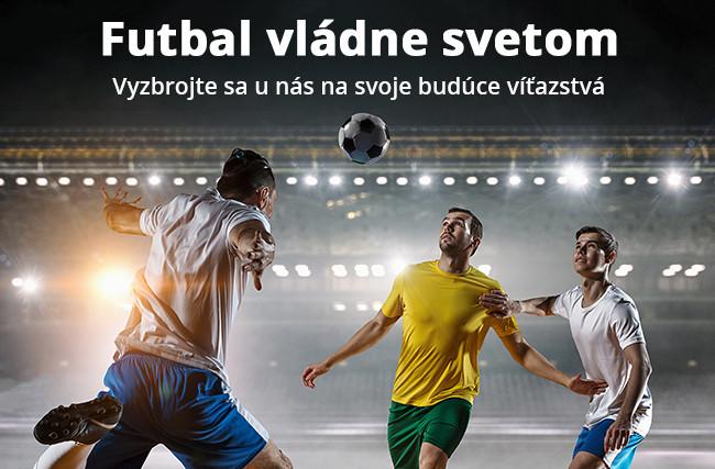 Futbal vládne svetom