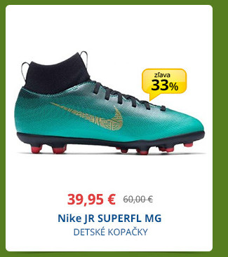 Nike JR SUPERFL MG