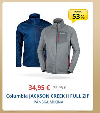 Columbia JACKSON CREEK II FULL ZIP