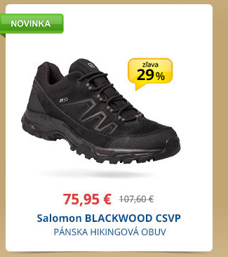 Salomon BLACKWOOD CSVP
