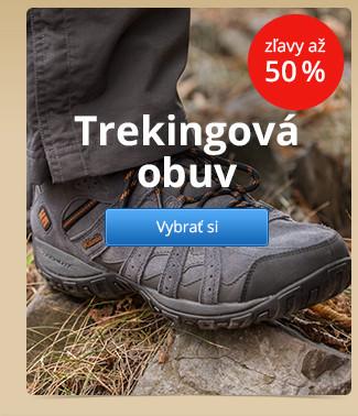 Trekingová obuv – zľavy až 50 %