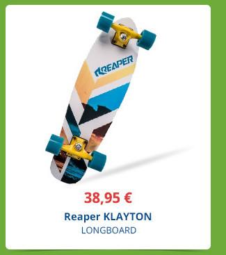 Reaper KLAYTON