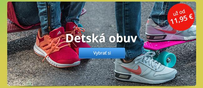 Detská obuv – už od 11,95 €