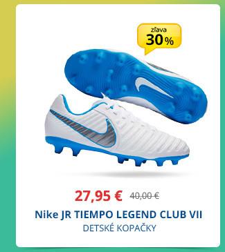 Nike JR TIEMPO LEGEND CLUB VII