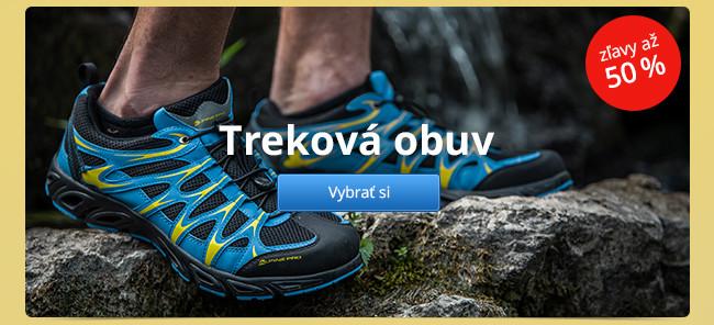 Treková obuv – zľavy až 50 %