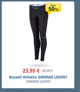 Russell Athletic DÁMSKE LEGÍNY